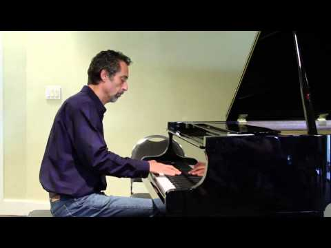 Scott Kirby Piano: How Long Blues by Jimmy Yancey - 2013 West Coast Ragtime Festival