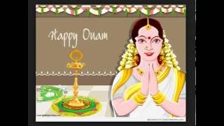 Happy Onam, Onam 2016,Best Wishes, Images, Greetings, Quotes, SMS, Animation, Whatsapp Video#1