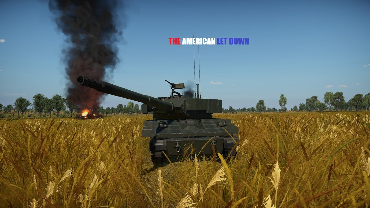 Download XM8 AGS! | The American Let Down!