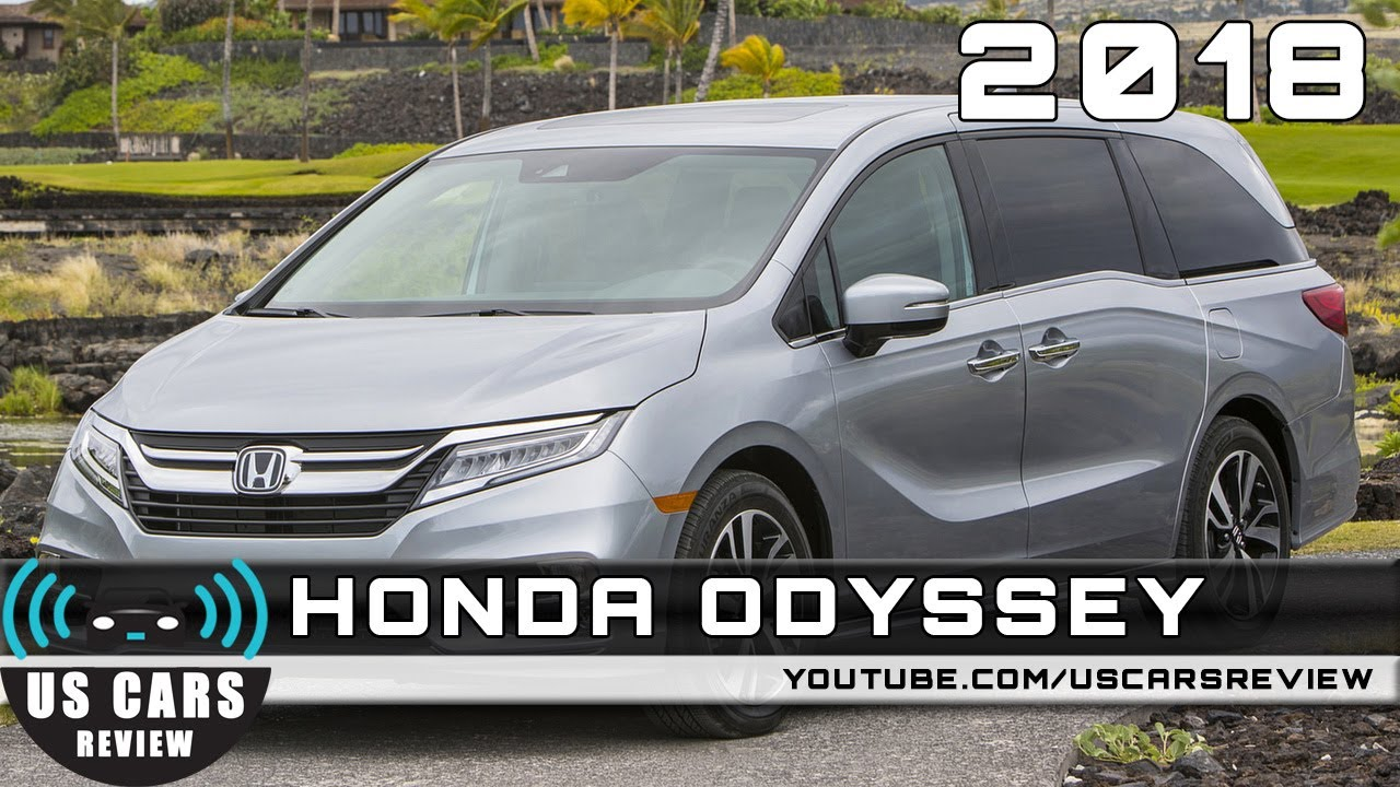 2018 HONDA ODYSSEY Review Redesign Interior Release Date  YouTube