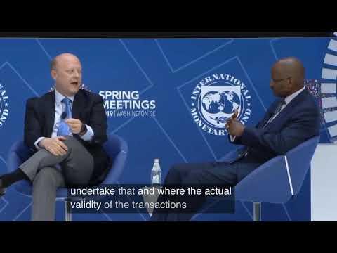 IMF Lagarde Scared Of Bitcoin