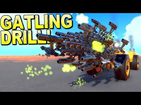 i-made-a-giant-machine-gun-drill-for-ultimate-decimation!---trailmakers-gameplay