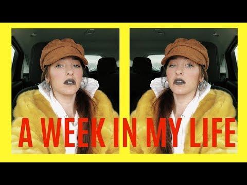 A WEEK IN MY LIFE #6 - MINI CLOTHING HAUL