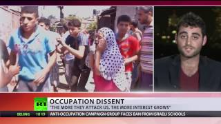 'Breaking the Silence'  Anti occupation campaign group faces ban from Israeli schools