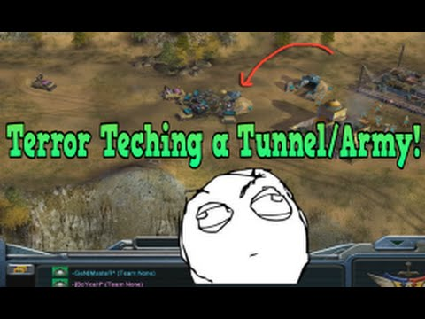 Terror Tech Tutorial 1 Tunnels