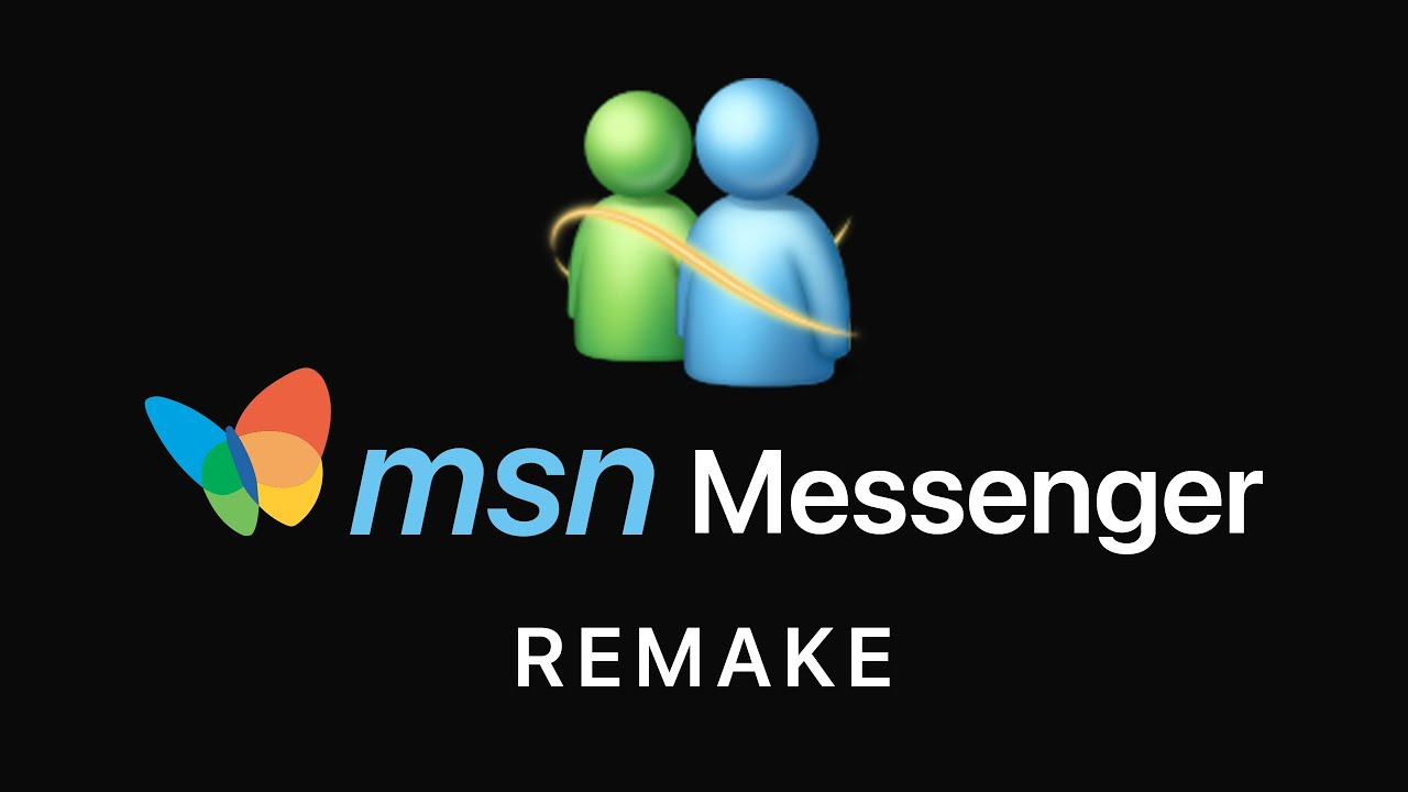 MSN Messenger 2019 Edition is the messaging app you didn't