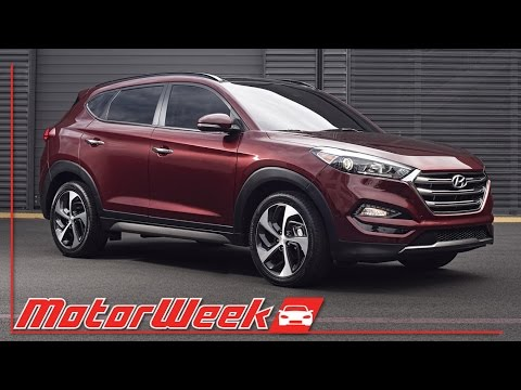 Luxury 2016 Hyundai Tucson First Look Review Most Improved