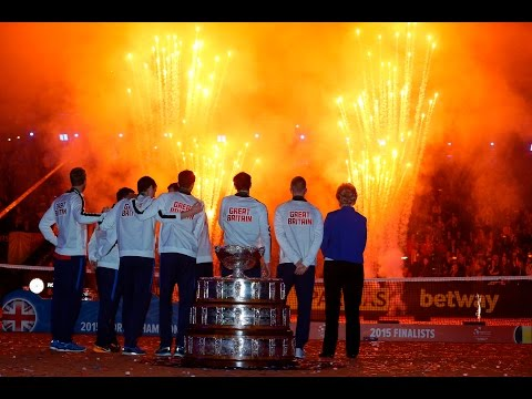 Great Britain's road to the Davis Cup title