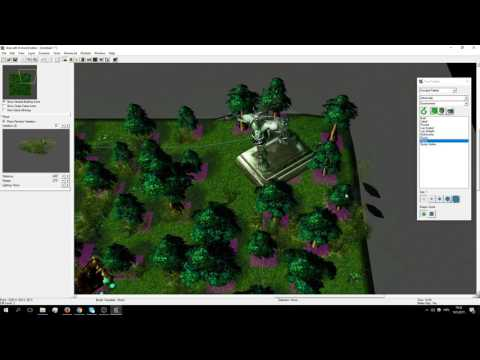Warcraft 3 World Editor Tutorial Beautiful Terrain