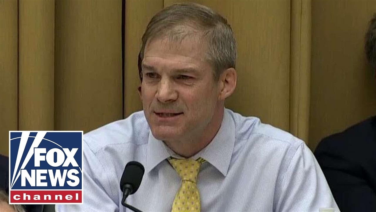 Rep. Jim Jordan chosen as top Republican on House Judiciary ...