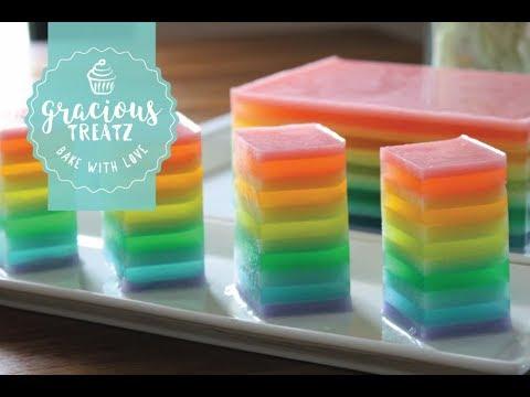 how to make jelly with agar agar