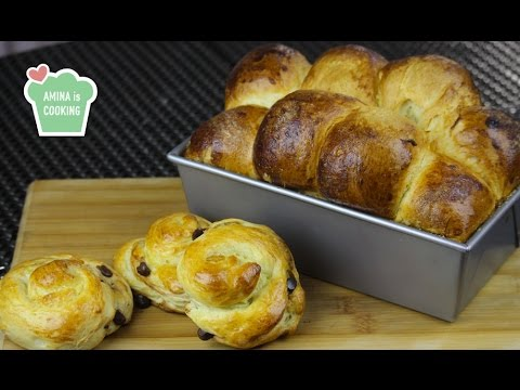 The Best Homemade Brioche Bread - Episode 98 - Amina Is Cooking