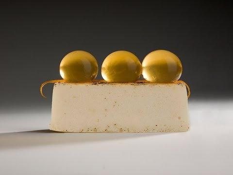 Molecular Gastronomy - Coco-Almond Fondant Recipe
