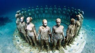 Уникальные Находки Под Водой! Что Скрывают Морские Глубины!