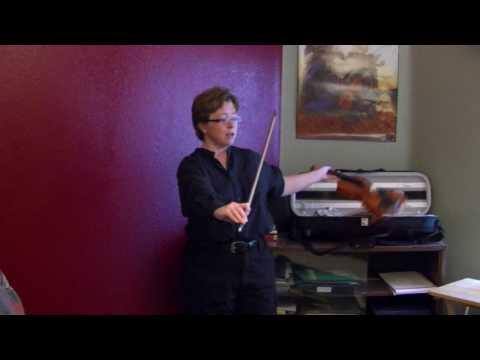 Greasy Elbow for Great Violin Tone