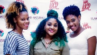 Caribbean Natural Hair Show|Vlog! - July 26, 2015