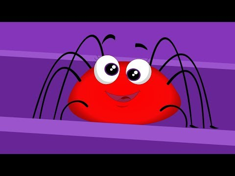 Incy Wincy Spider | Nursery Rhymes For Children | Kids Songs