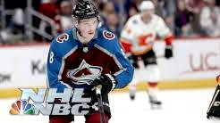 NHL Stanley Cup Playoffs 2019: Flames vs. Avalanche | Game 3 Highlights | NBC Sports
