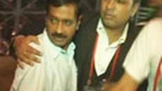 Man throws slipper at Arvind Kejriwal in Lucknow