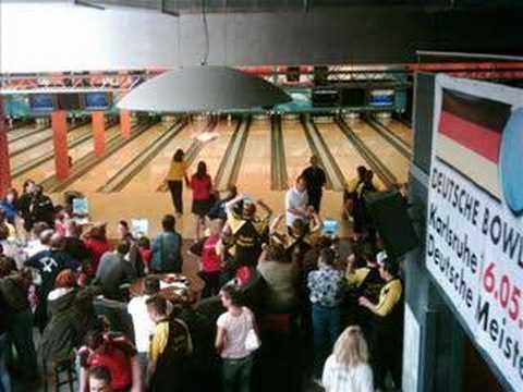Deutsche Meisterschaft in Bowling