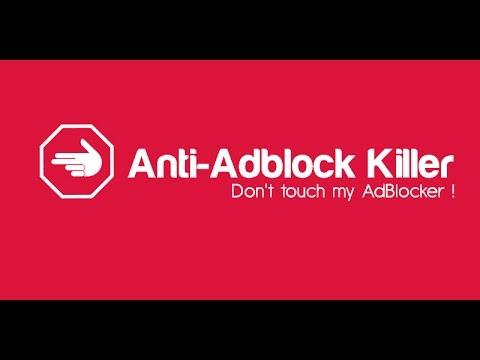 Anti Adblocker blockieren [HD] Deutsch sehr einfach [2017]