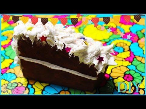 видео: Открытка Тортик Открытки своими руками Идея подарка на день рождения Оригинальный подарок