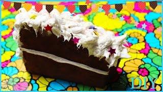 Открытка Тортик Открытки своими руками Идея подарка на день рождения Оригинальный подарок(Мильфей / Как приготовить? / Вкусные рецепты / В домашних условиях / Десерт своими руками / Идея http://www.youtube.com/wat..., 2015-07-06T16:00:01.000Z)