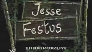 Jesse & Festus Titantron (2007)