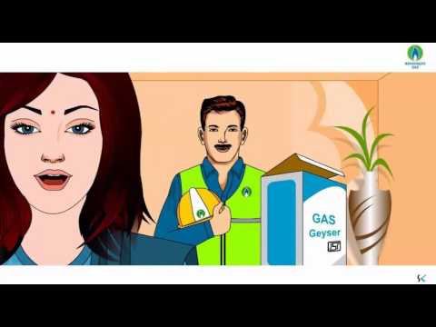 GAS Safety at Home by Mahanagar Gas...