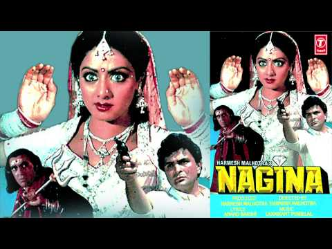 Bhooli Bisri Ek Kahani Full Song (Audio)   Nagina   Rishi Kapoor, Sridevi