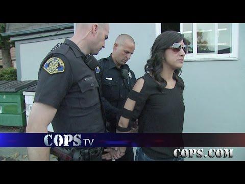 T&T,  Officer Aaron Offenberg & Officer Marc Beretta, COPS TV SHOW