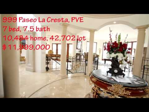 Virtual Tour of Homes for Sale in Palos Verdes 2.21.17