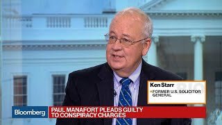 Ken Starr Says There Will Be 'Hell to Pay' If Trump Fires Mueller