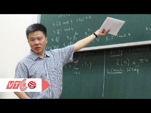 GS Ngô Bảo Châu nói về mảng tối giáo dục | VTC