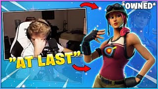 TFUE Finally BUYS a SKIN & USES It In Game (EXPLAINS HOW HE WAS FORCED BY EPIC)