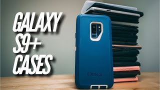 Best Galaxy S9/ S9+ Cases! Minimal, protective, rugged, stylish!