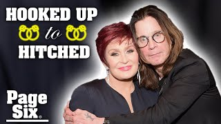 How Ozzy and Sharon Osbourne's marriage survived cheating, drugs | Page Six Celebrity News