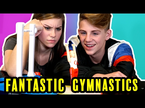 Fantastic Gymnastics (MattyBRaps vs CeCe)