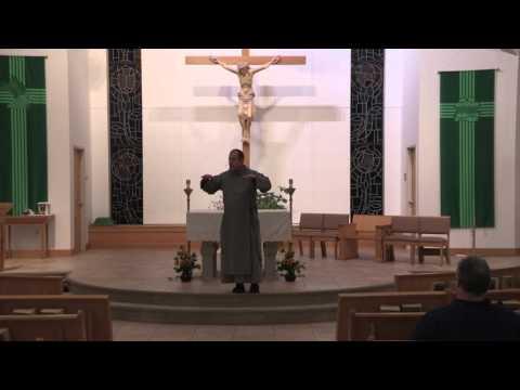 Marian Consecration - November 11, 2015
