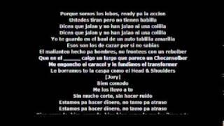 Bien Comodo Daddy Yankee, Arcangel, Randy, J Alvarez, Jory, Baby Rasta y Gringo