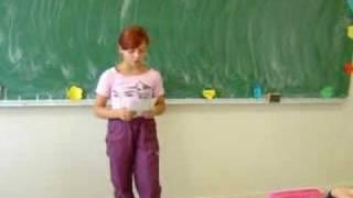 Урок литературы в 4 классе
