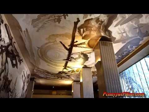 Jose Maria Sert Murals, Rockefeller Center, New York City