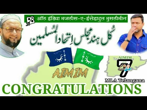 Aimim win 7 sit telangana assembly constituency 2018