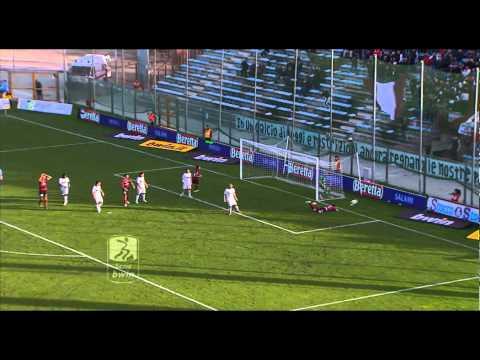 Reggina-Sassuolo 1-1 Highlights 2011/12