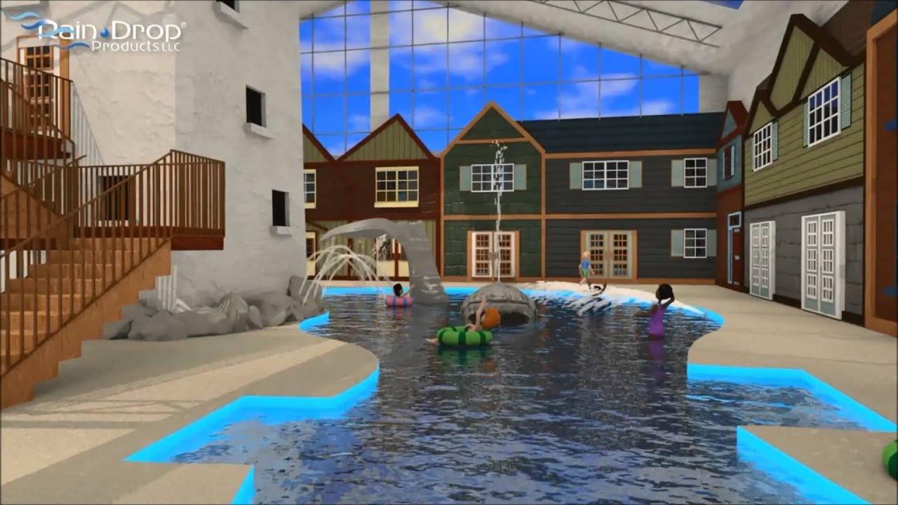 cape codder resort indoor water park youtube. Black Bedroom Furniture Sets. Home Design Ideas