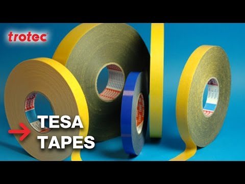 TESA Industrial Double-Sided Tapes | Trotec Canada