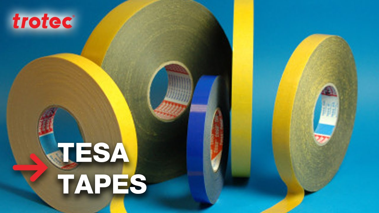 3m Vhb Tape Canada Tesa Industrial Double Sided Tapes Trotec Canada