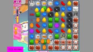 Candy Crush Saga Level 1206 NO BOOSTERS