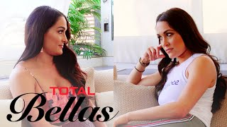Nikki Bella Outraged By Brie Pulling Out the Day Before Event | Total Bellas | E!