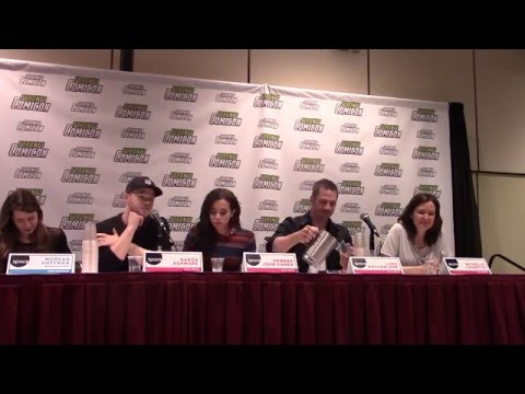 Killjoys panel at Toronto Comicon (March 19, 2016)